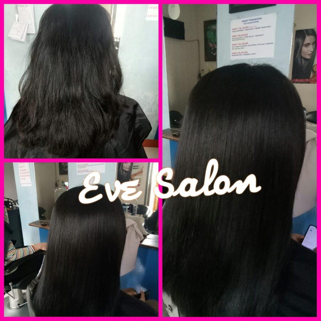 Harga smoothing rambut murah di bekasi