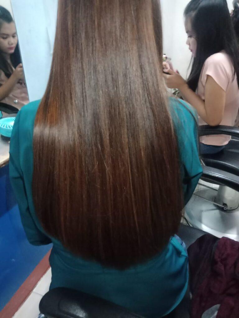 tips melembutkan rambut kasar