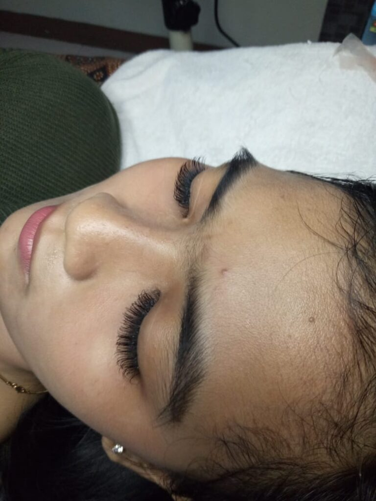 eyelash extension murah dan bagus di galaxy jatiasih bekasi