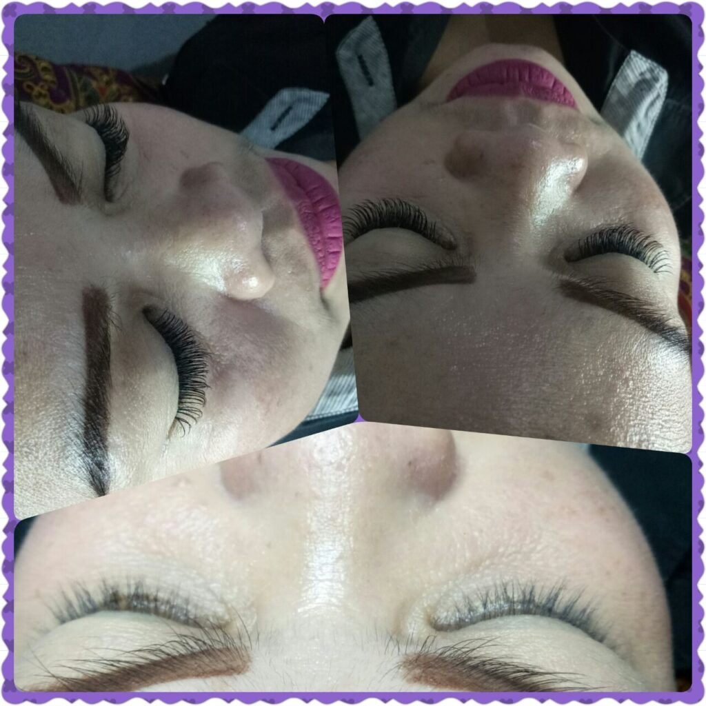 Sambung bulu mata natural dan tahan lama di galaxy jatiasih bekasi Eve Salon